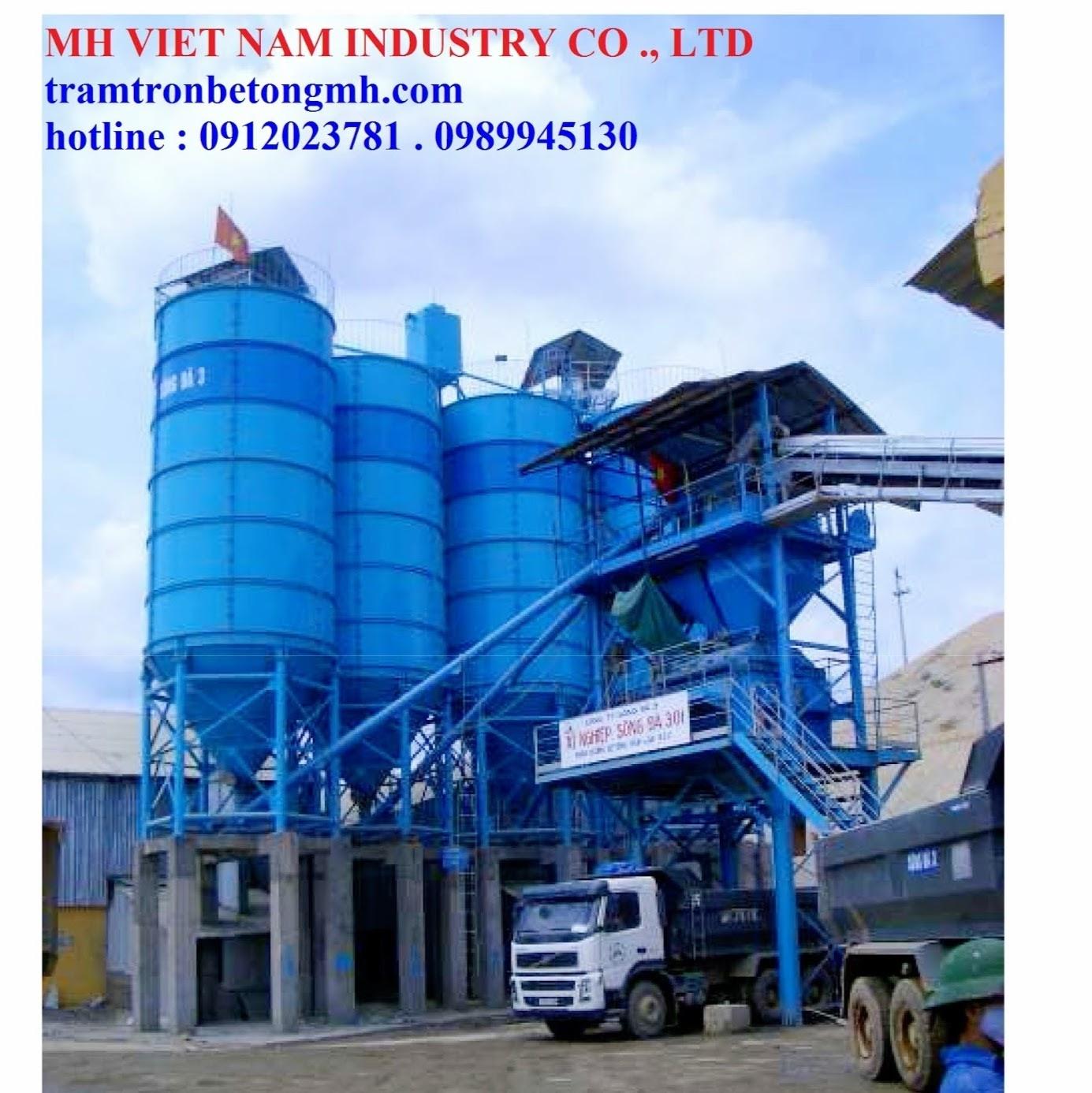 Công ty TNHH công nghiệp MH Việt Nam
