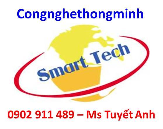 Công ty TNHH thương mại dịch vụ công nghệ thông minh