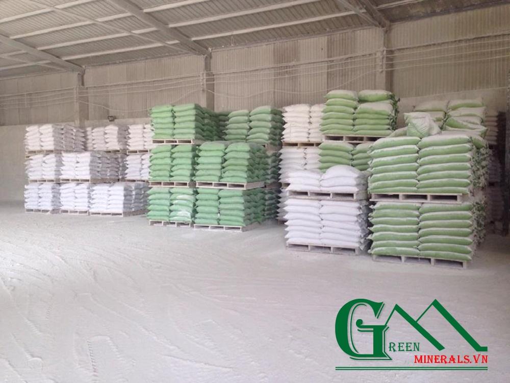 Nhà máy sản xuất nguyên liệu thức ăn chăn nuôi
