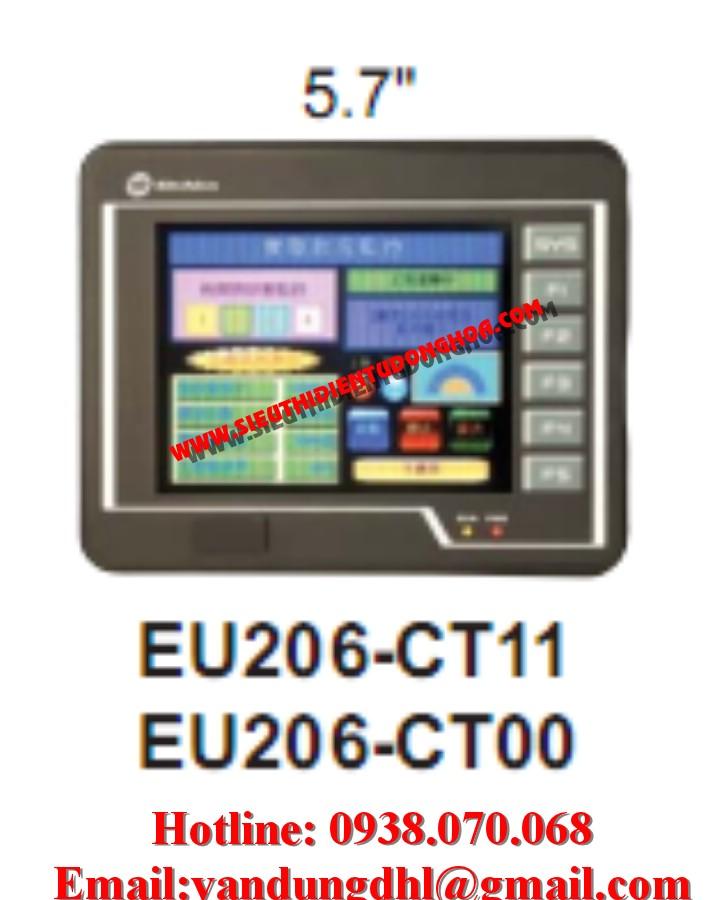 Màn hinh cảm ứng Shihlin EU206-CT11 (màu, có ethernet), EU206-CT00(màu), EU206-GS00(đen trắng), 5.7
