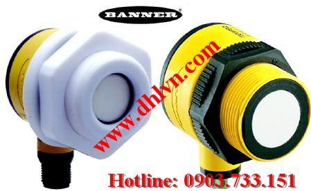 Cảm biến BANNER chất lượng cao nhập khẩu từ Mỹ