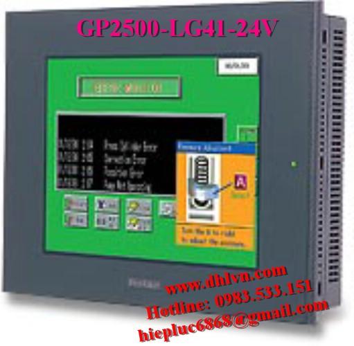 Màn hình cảm ứng Proface GP2500-LG41-24V, model PFXGP2500LD