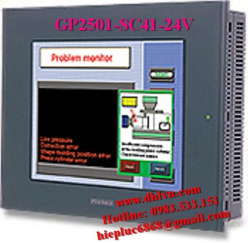 Màn hình cảm ứng proface GP2501-SC41-24V