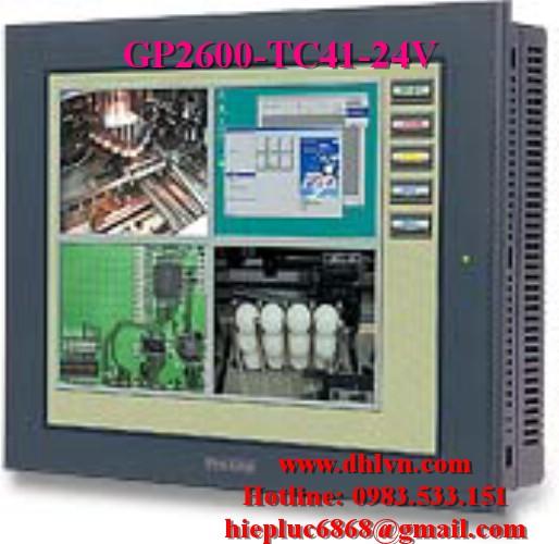 Màn hình cảm ứng GP2600-TC41-24V