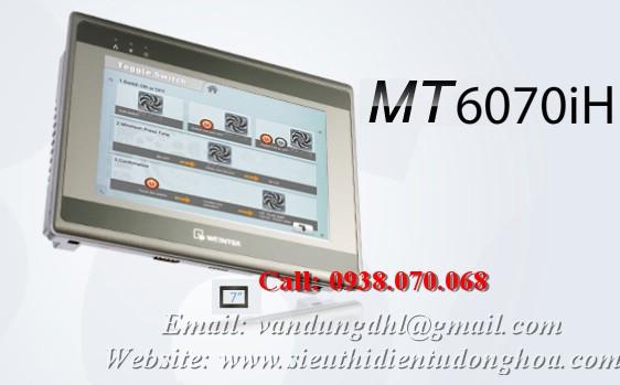 Màn hình cảm ứng 7inch MT6070iH chính hãng