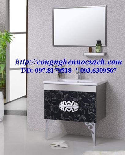 Lavabo tủ inox mã số DH-0950