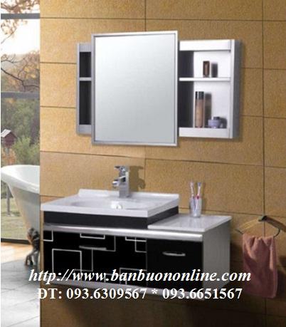 Lavabo tủ inox mã số DH-0953