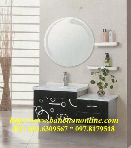 Lavabo tủ inox mã số DH-0961