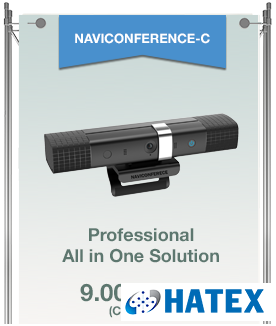 Thiết bị họp trực tuyến Naviconference Professional All in one solution