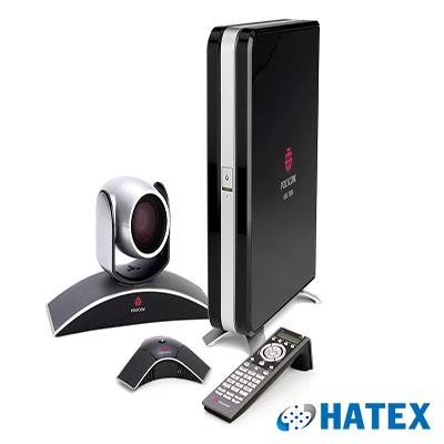 Thiết bị họp trực tuyến - Polycom HDX 8000 chuyên dụng cho phòng họp lớn