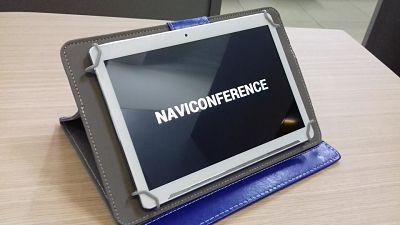 Máy tính bảng Naviconference