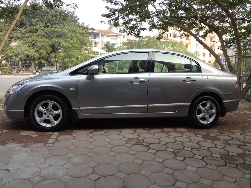 Xe Honda Civic 1.8 AT, ô tô đã qua sử dụng