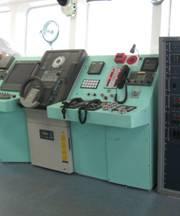 Bảng điều khiển lầu lái model MRI- BCC- 01