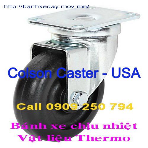 Bánh xe đẩy chịu nhiệt độ cao Thermo
