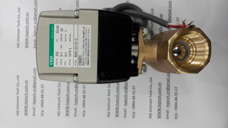 Van CKD model MXB1-25-OT-2