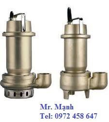Bơm chìm nước thải ZENIT Series DRB và DGB