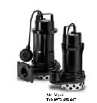 Bơm chìm nước thải Zenit DRE 50 – 200