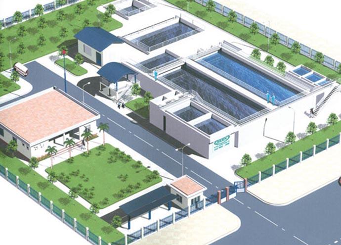 Dự án đầu tư xây dựng Nhà máy xử lý nước thải Nhiêu Lộc - Thị Nghè