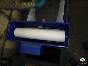 Vải lọc xử lý nước thải công nghiệp
