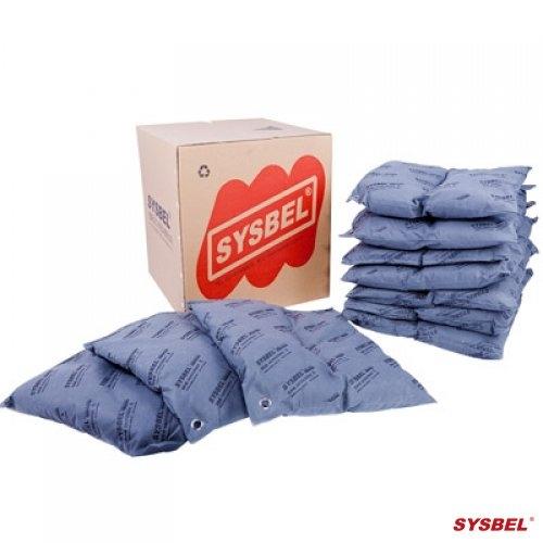 Gối thấm dầu, hóa chất tràn, vãi - Absorbent Pillow (Universal)