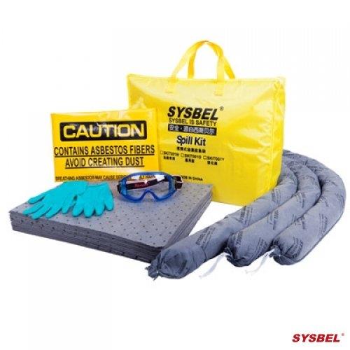 Bộ Kits ứng cứu sự cố tràn dầu, hóa chất xách tay Sysbel- Portable Spill Kit