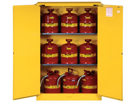 Tủ thép chống cháy nổ 60 Gal 896000 Justrite, Mỹ