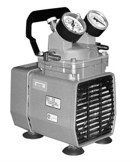 Bơm chân không không dầu DOA-P504-BN Gast