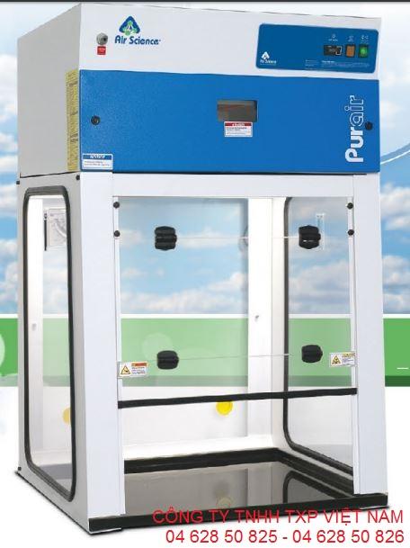 Tủ hút khí độc không đường ống P10 Air Science, Mỹ