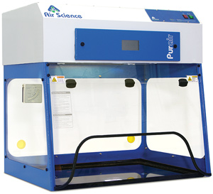 Tủ hút khí độc không đường ống Purair P5-36 Air Science, Mỹ