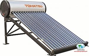 Máy nước nóng năng lượng mặt trời TOHATSU 120L