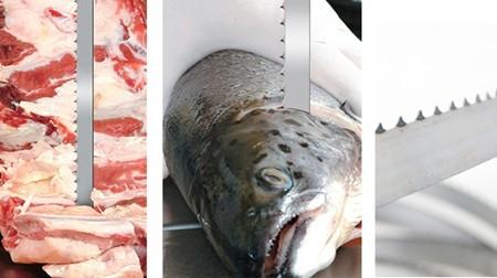 Lưỡi cưa cá cưa xương cưa thực phẩm đông lạnh