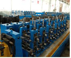 Công nghệ và thiết bị sản xuất ống thép cao tần