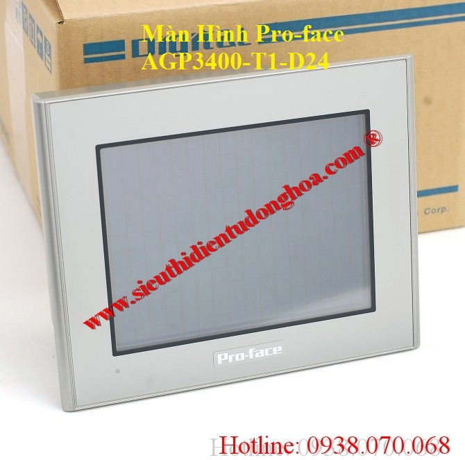 Màn hình Pro-face AGP3400-T1-D24
