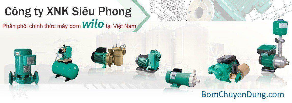 Công ty TNHH thương mại xuất nhập khẩu Siêu Phong