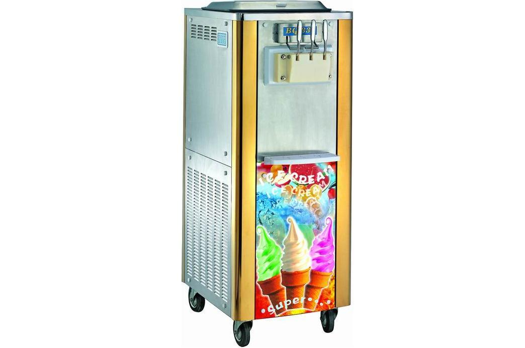 Máy làm kem tươi 3 màu