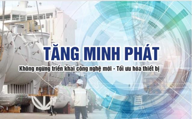 Công ty TNHH thương mại và dịch vụ Tăng Minh Phát
