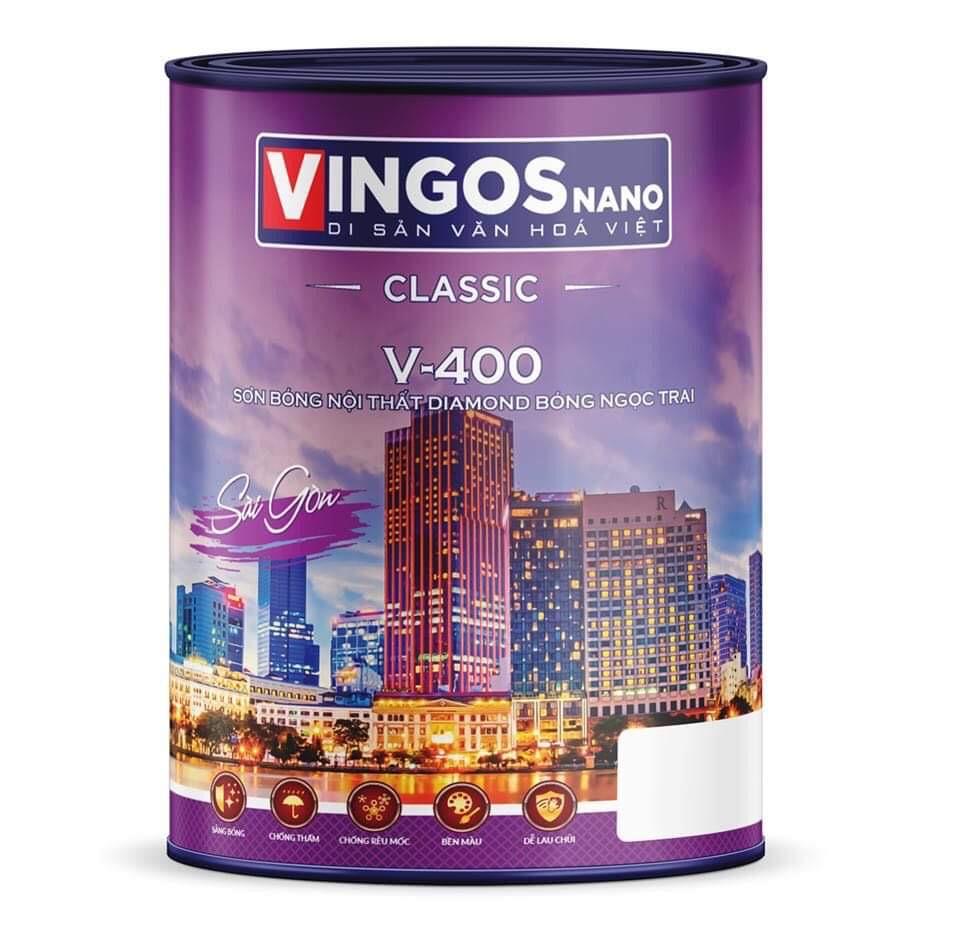 Công ty TNHH công nghệ sơn Vingos Nano Việt Nam