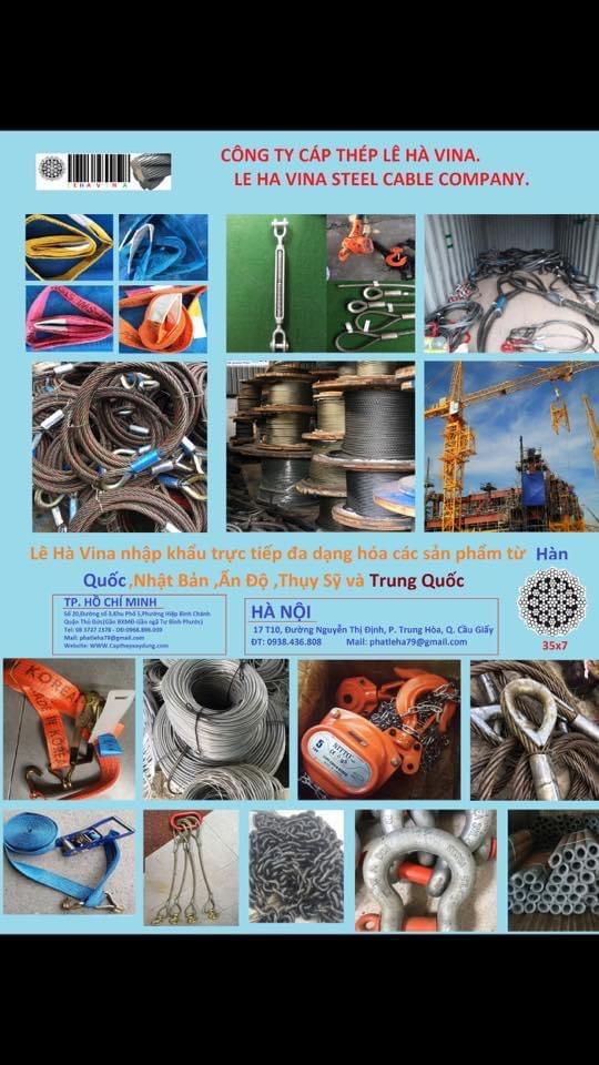 Công ty TNHH Lê Hà Vina