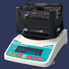 Máy đo tỷ trọng chất rắn, chất lỏng hiển thị số