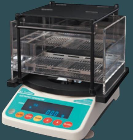 Máy đo tỷ trọng đế dày model MDS3000
