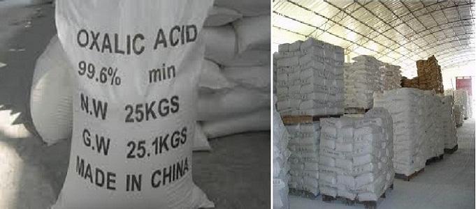 Axit Oxalic, H2C2O4.2H2O