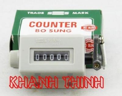Máy đếm sản lượng Bosung RS-5