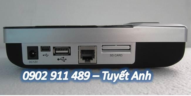 Máy chấm công vân tay và thẻ cảm ứng SMART TECH ST 803