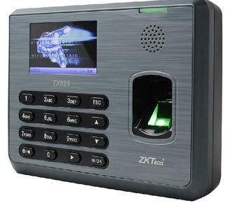Máy chấm công vân tay và thẻ cảm ứng RONALD JACK TX628