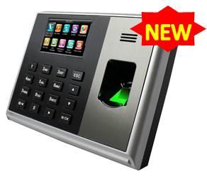 Máy chấm công vân tay và thẻ cảm ứng RONALD JACK W300
