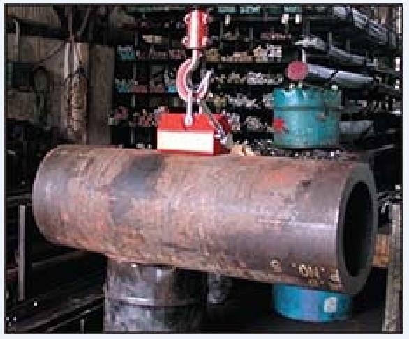 Nam châm nâng, máy nâng từ 2 tấn model ELM2000