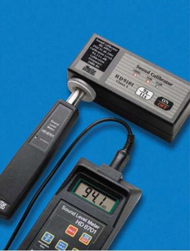 Máy đo độ ồn công nghiệp model HD8701