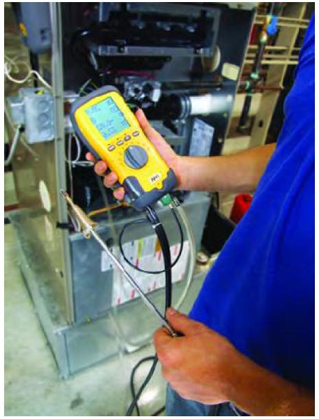 Máy đo khí thải, khí độc, khí xăng dầu, khí dễ cháy… model IMR1050XKIT