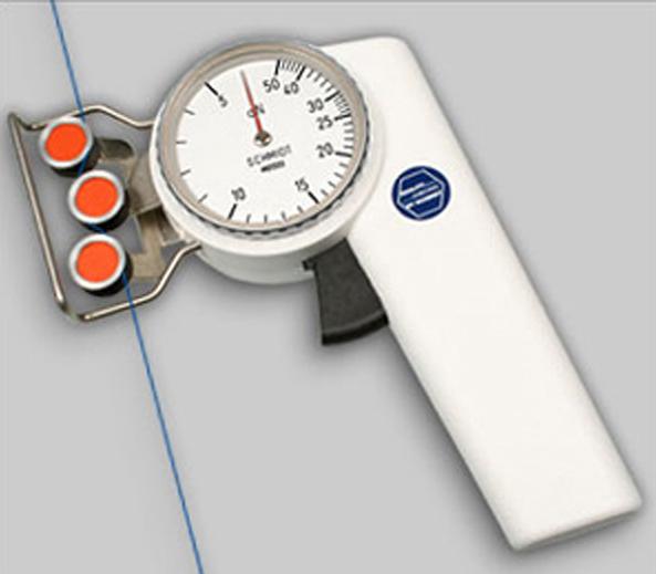Máy đo lực căng sợi dệt, sợi đồng, giấy, vải, cáp... model ZD2