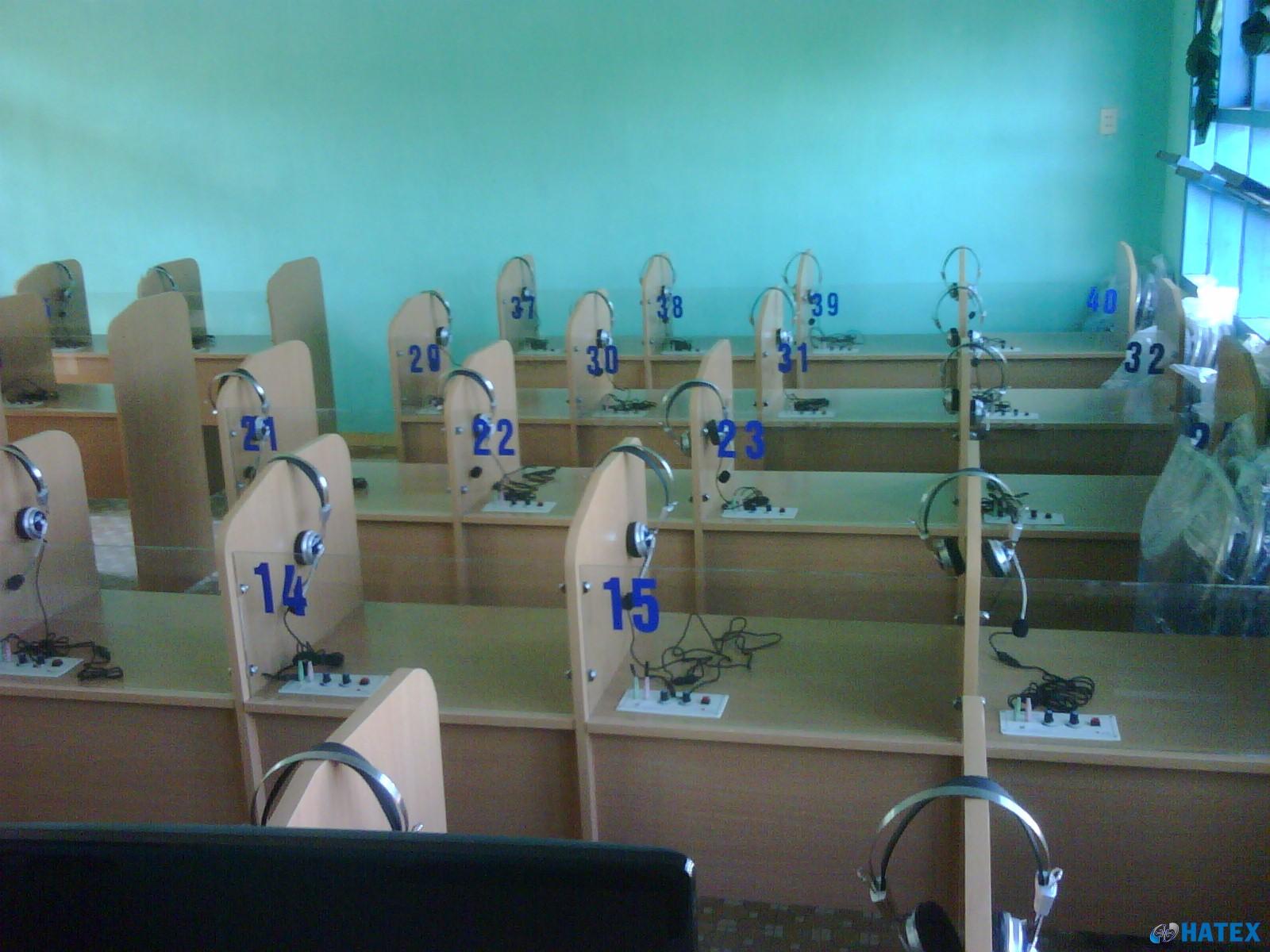 Hệ thiết bị phòng học ngoại ngữ - MTM01